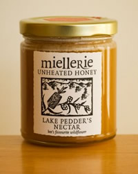 Lake Pedder honey